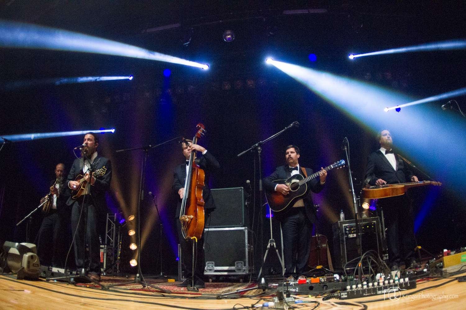 Greensky Bluegrass New Years Eve 2014